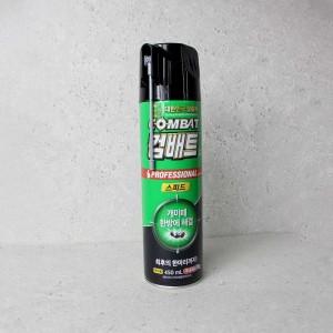 컴배트 스피드 에어졸 개미용 450ml