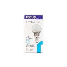 포커스 LED 미니 크립톤 E14형 4.5w