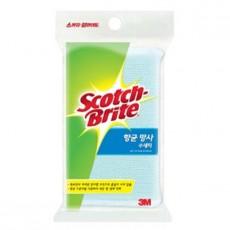 3M 스카치브라이트 향균 망사 수세미
