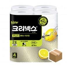 모나리자 향수 미용티슈 2겹 300매X3개입
