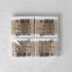 고급 나무 면봉 리필 400P