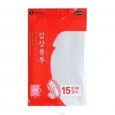 롯데김장봉투(대) 15포기용*2매입