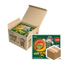박상병 핫팩 10Px12개 BOX 겨울 보온 훈련 캠핑