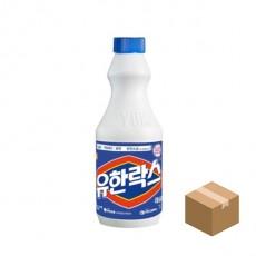 유한락스 레귤러 1L x 12개 BOX 청소 세정제 소독