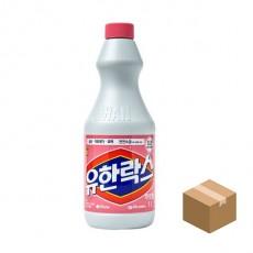 유한락스 후로랄 1L x 12개 BOX 향락스 청소 세정제