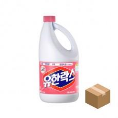 유한락스 후로랄 2L x 6개 BOX 향락스 청소 세정제