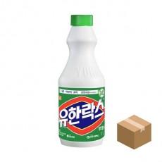 유한락스 후레쉬 1L x 12개 BOX 청소 세정제 소독