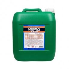 유한락스 레귤러 대용량 업소용 18kg