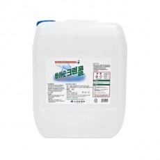 진로발효 바이오 크린콜 업소용 대용량 20L