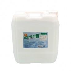 바이오크린웰 살균소독 업소용 대용량 19L