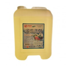 명진 골드크린퐁 주방용 세척제 업소용 대용량 12kg