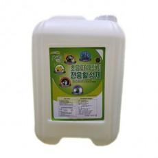 초음파 식기세척기 전용세제 업소용 대용량 14L