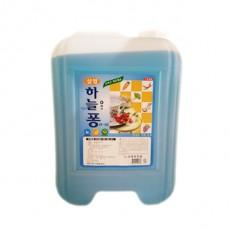 하늘퐁 주방세제 업소용 대용량 12kg