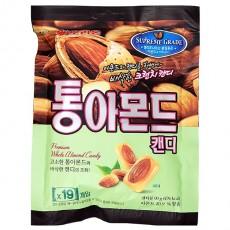 오리온 통아몬드 캔디 90g